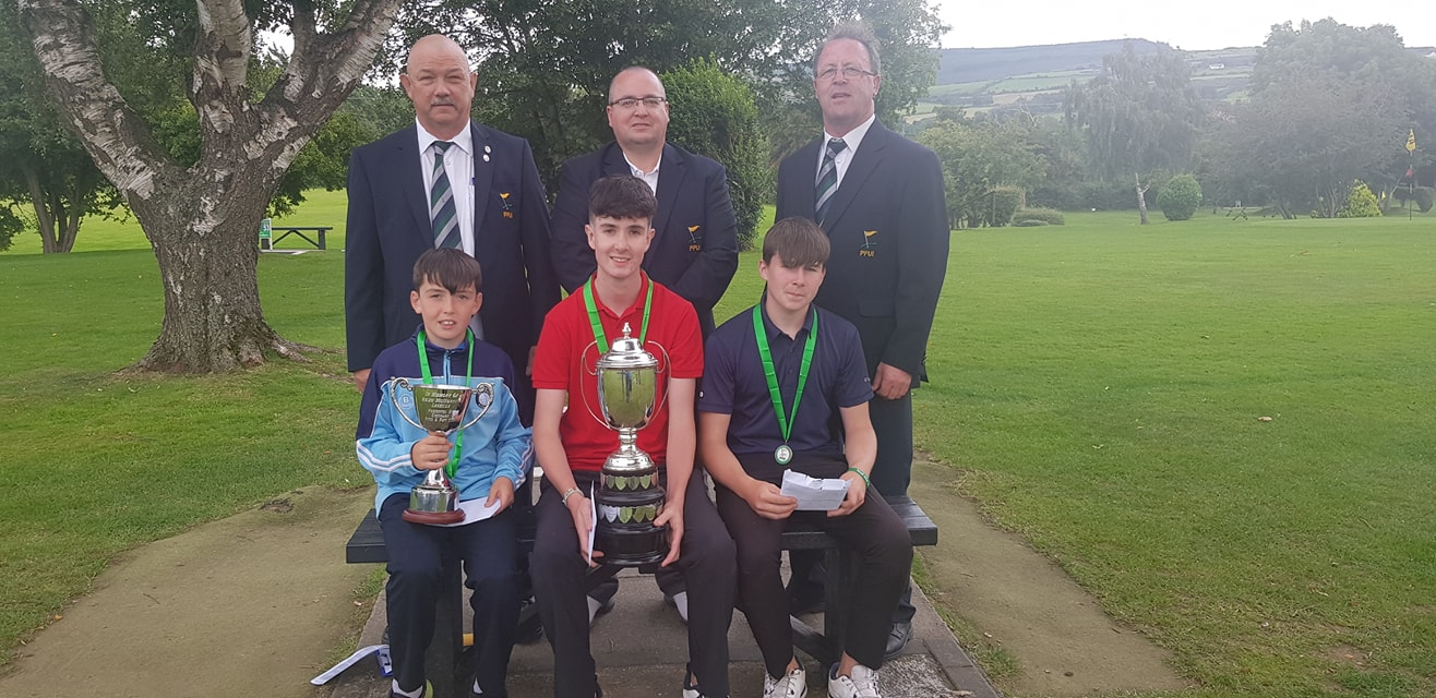 National U16 Strokeplay through the years image